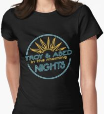 Nights!!!!!! Women's Fitted T-Shirt