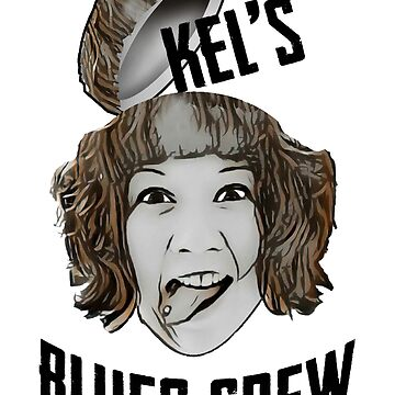 Kel's Blues Crew by chknman