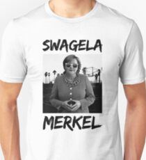 Swagela Merkel Unisex T-Shirt