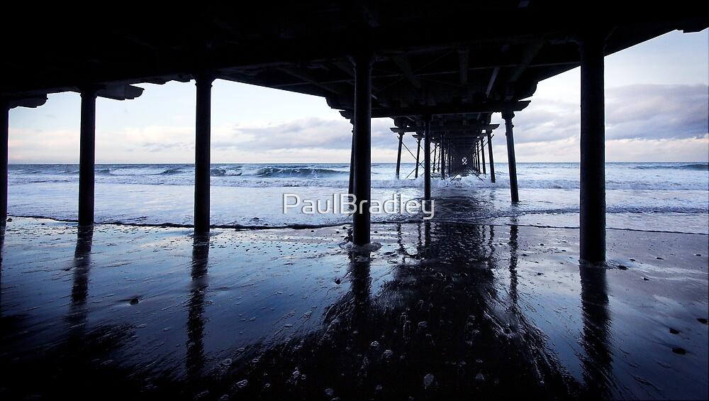Under the boardwalk by PaulBradley