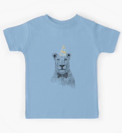 Get the party started (color) Kids Clothes