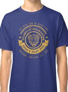 The Real God of Muay Thai Classic T-Shirt
