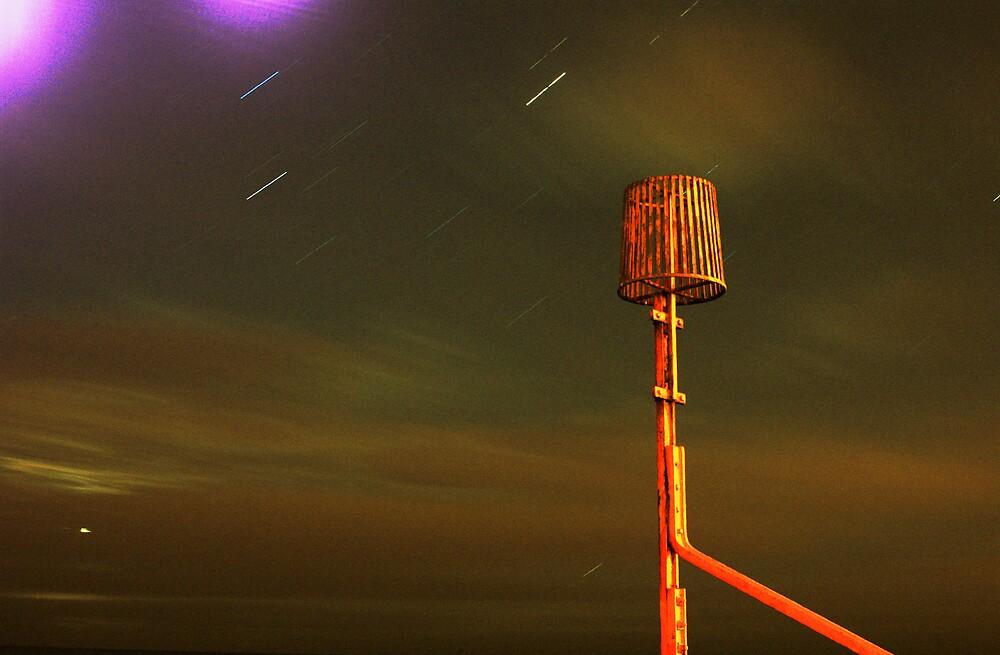 Meteor Storm by Glen Birkbeck