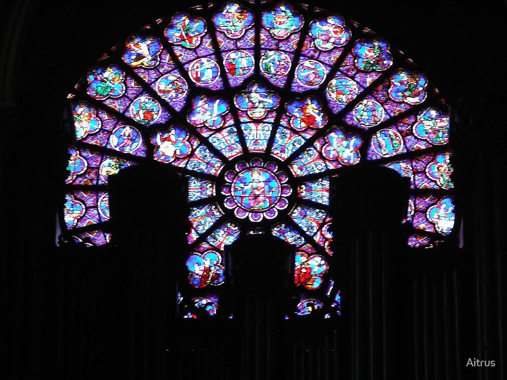 Colour Glass by Aitrus