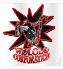 Wololo Corporation! Age of empires monk Poster