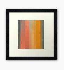 pixel  Framed Print