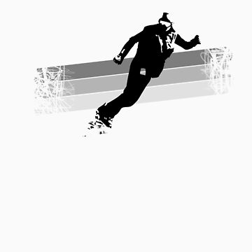 Snowboarder (black) by specialman
