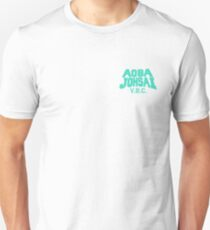 Aoba Johsai VBC Practice Shirt in Teal T-Shirt