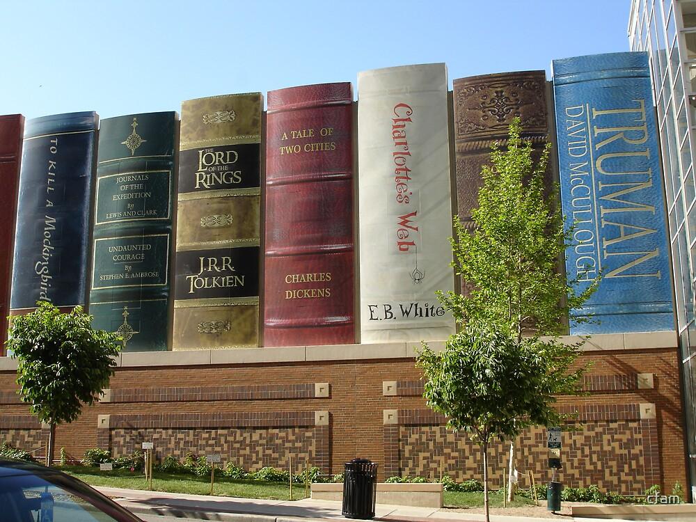Library Parking Structure, Kansas City, Missouri by cfam