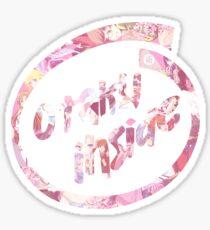 otaku inside Sticker