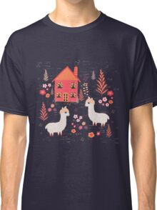 Mountain Chalet Alpacas Classic T-Shirt