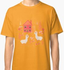 Mountain Chalet Alpacas Classic T-Shirt
