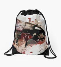 Murder Coach-horse Drawstring Bag