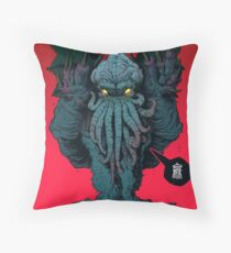 Strange Aeons Throw Pillow