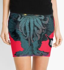 Strange Aeons Mini Skirt