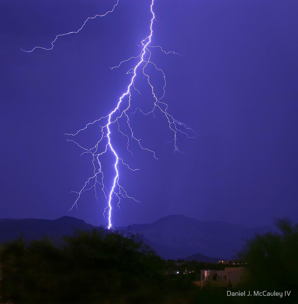 Lightning Strike by Daniel J. McCauley IV