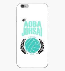 Haikyuu!! Aoba Johsai Design iPhone Case