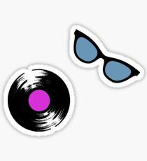 Candy Vinyl Sticker