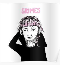 Grimes Poster