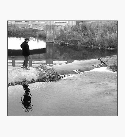 The Obstacle Photographic Print