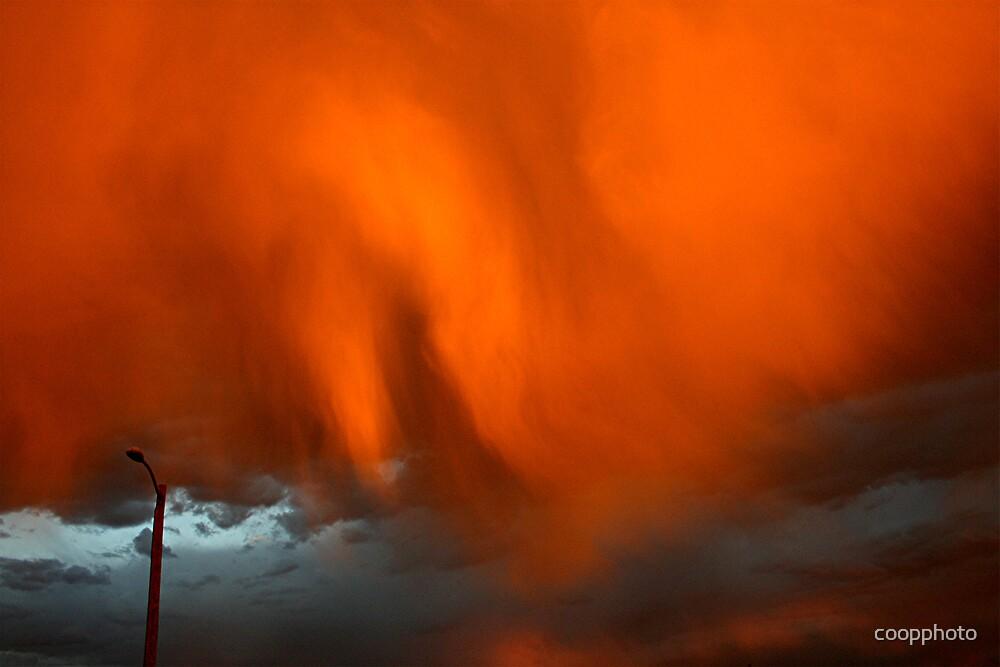 Darkness is next by coopphoto