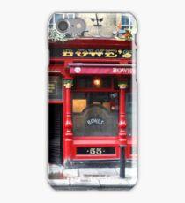 Bowes Public House iPhone Case/Skin