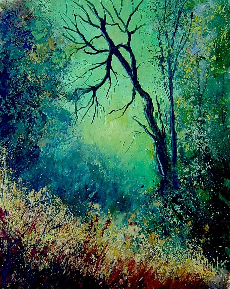 Dead tree by calimero