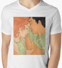 Lost In You Men's V-Neck T-Shirt