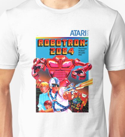 Robotron 2084 Adults T-shirt Unisex