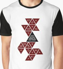 critical role Graphic T-Shirt