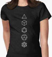 PLATONIC SOLIDS - COSMIC ALIGNMENT  T-Shirt