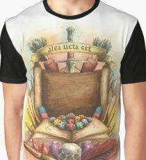 RPG Crest Graphic T-Shirt