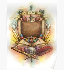 RPG Crest Poster