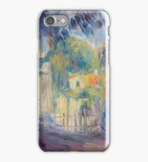 Auguste Renoir - Landscape With Red Roofs.jpeg iPhone Case/Skin