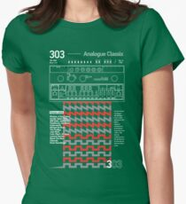 303 Classix Womens Fitted T-Shirt