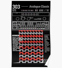 303 Classix Poster
