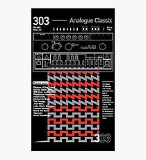 303 Classix Photographic Print