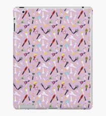 Kpop Leuchtstabmuster iPad-Hülle & Klebefolie