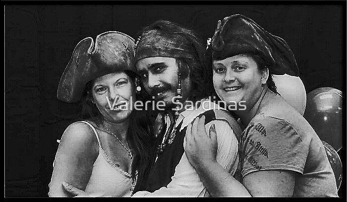 Jack Sparrow by Valerie Sardinas