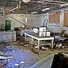 Repair Materials Buried In Decay  by Paul Lubaczewski