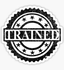Trained Sticker