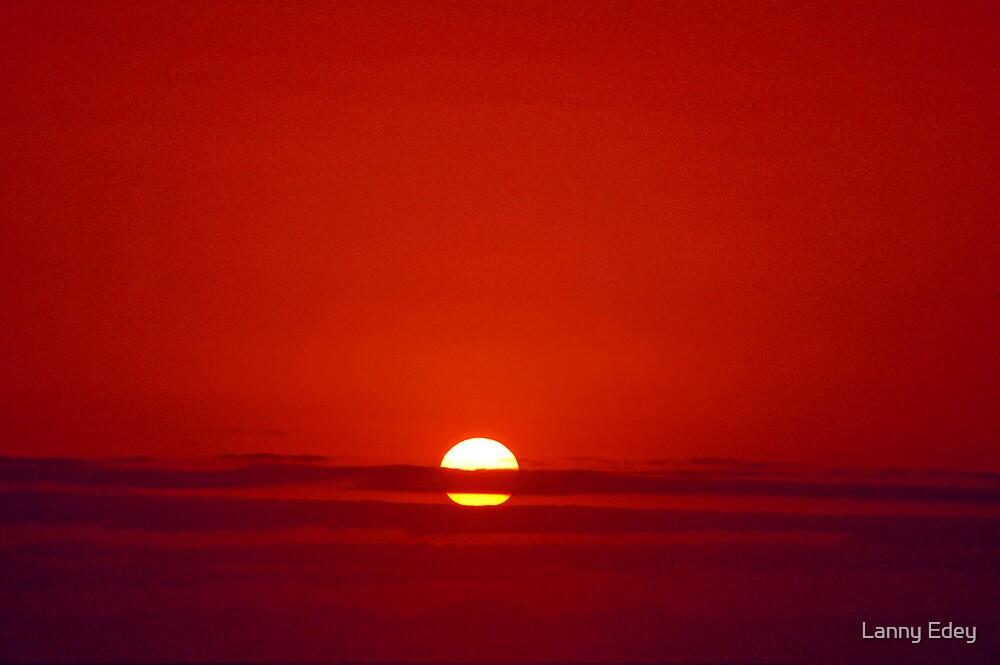 Sun Rise by Lanny Edey