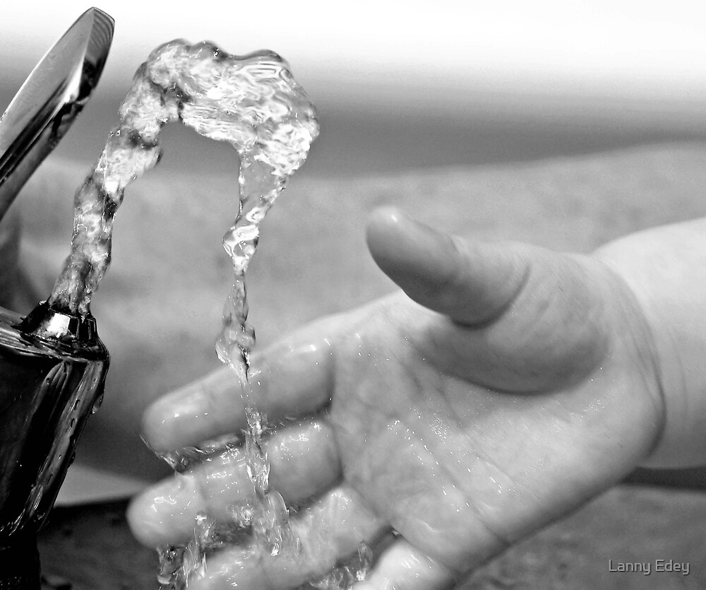 Water Fountain by Lanny Edey