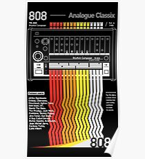 808 Classix Poster