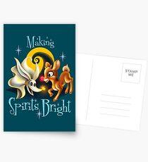 Making Spirits Bright Postcards