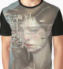Glitch 03 Graphic T-Shirt