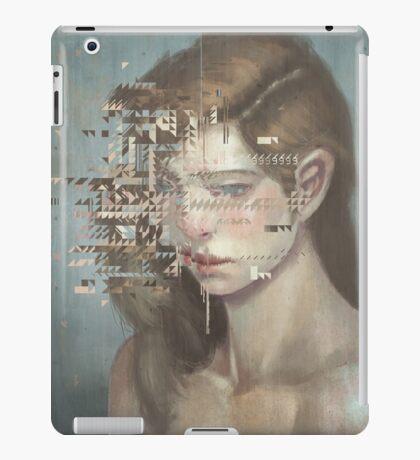 Glitch 03 iPad Case/Skin