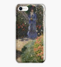 Claude Monet - Gladioli iPhone Case/Skin