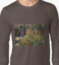 Claude Monet - Gladioli T-Shirt