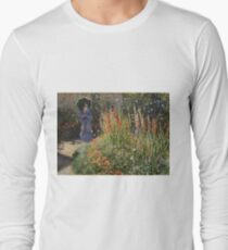 Claude Monet - Gladioli T-Shirt